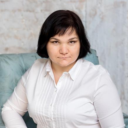 Преподаватель Ирина Богатова